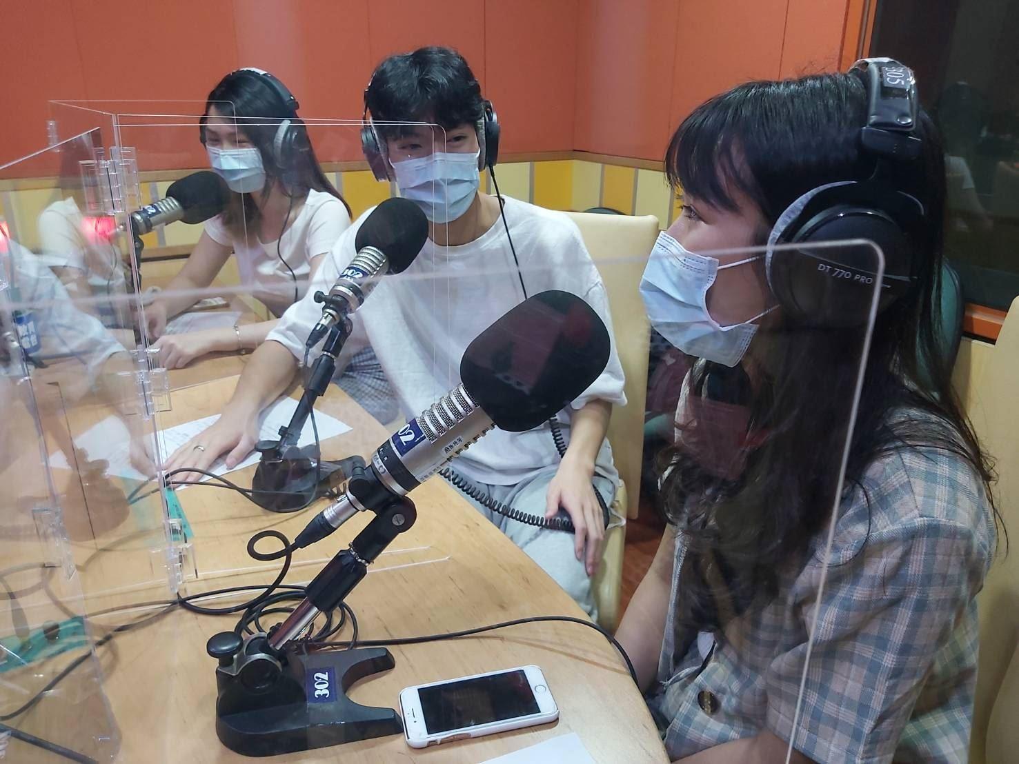 第18屆金聲獎入圍作品專訪,「校園DJ Show」獻聲囉!